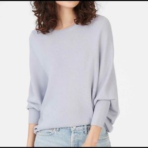 NWT Club Monaco Gizal Sweater Merino Wool Size S